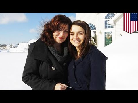 Woman buried alive in Buffalo snow storm 2014 writes 'goodbye' letters to her daughters