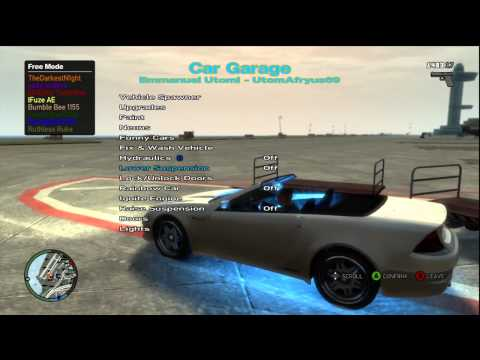 Original GTA IV ISO Mods + Download Link Xbox 360 Fear Daxter