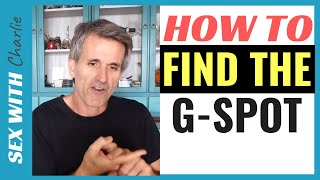 How To Find The G-Spot - Female Sexuality Anatomy