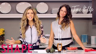 The Tone it Up Girls Avocado Honey Recipe | Shape
