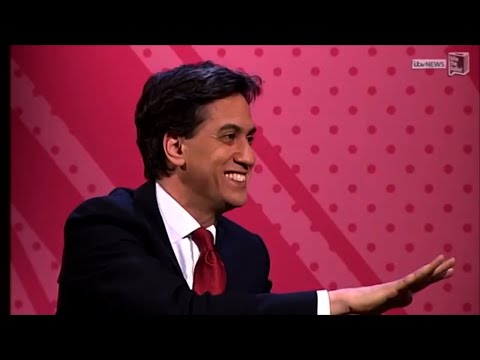 Ed Miliband confronted on GCHQ and mass surveillance