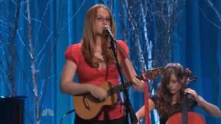 Sara Bareilles Ingrid Michaelson Winter Song 9dec2008