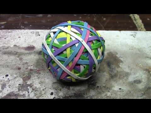 RHNB-Rubber Band Ball