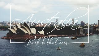 Australia - Back To The OCEAN  / Travel Montage / #6 /filmedAdventures