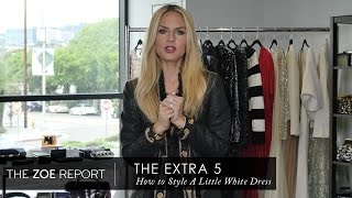 The Extra 5 with Rachel Zoe | Rachel Zoe On The One Outfit You'll Live In This Spring