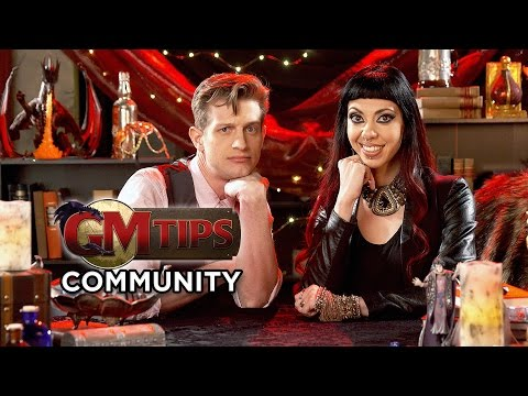 RPG Community-Building (GM Tips w/ Satine Phoenix)