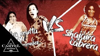 @erikamotta04 vs @Semplicementeshat #shakychallenge Shaky Shaky - Daddy Yankee