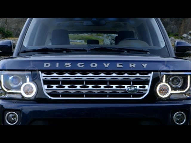 NEW 2014 Land Rover Discovery - YouTube