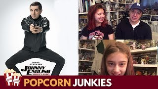 JOHNNY ENGLISH STRIKES AGAIN Trailer Family Reaction and Review