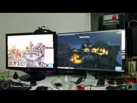 GTX 760 vs GTX 770 GPU Benchmarking 4K