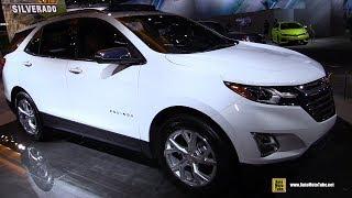 2018 Chevrolet Equinox Diesel - Exterior and Interior Walkaround - 2017 LA Auto Show