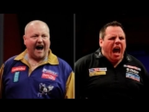 Premier League Of Darts 2013 - Week 8 - Hamilton VS Lewis HD