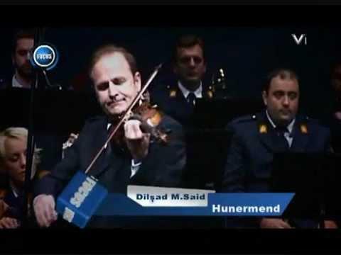 Dilshad M.Said - New - Vin Tv 2012 (Focus) دلشاد