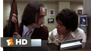 Dog Day Afternoon (5/10) Movie CLIP - Wyoming (1975) HD