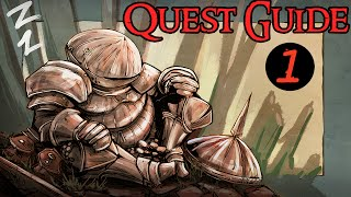Dark Souls 3 ► Initiate all NPC Questlines