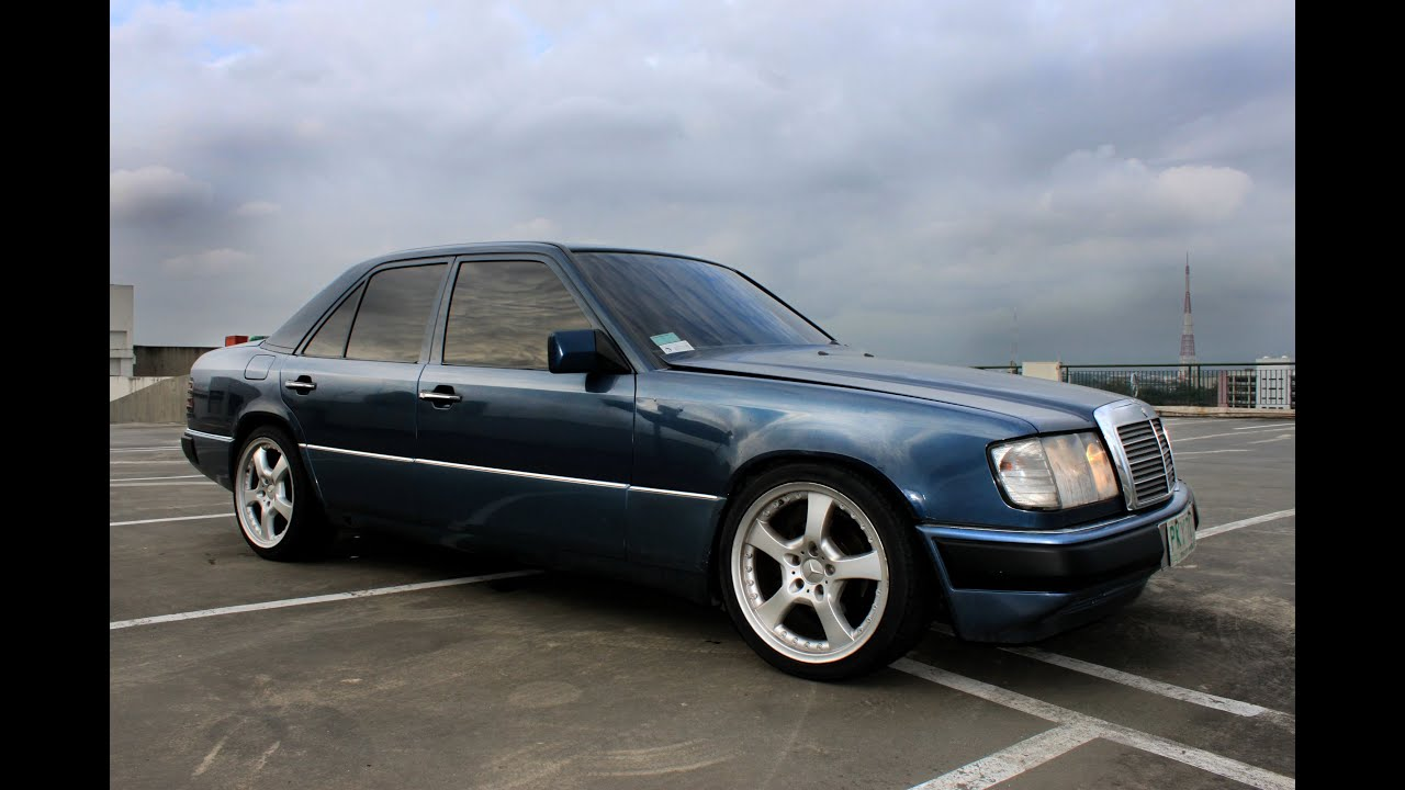 My mercedes benz 260e w124 xander youtube for Build my mercedes benz