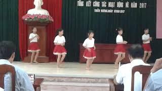 Nhảy Pikachu - Thôn 1 xã Thiên Hương