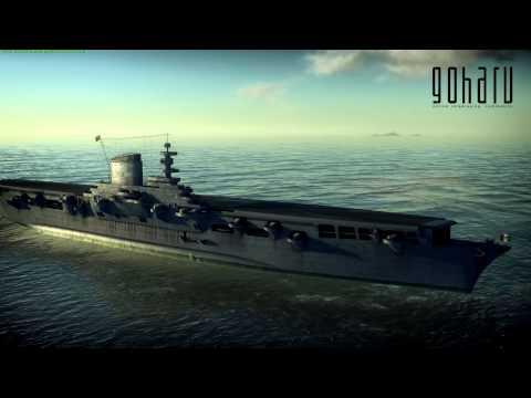 War Thunder | GoHa.Ru - Немного о кораблях (пробное)