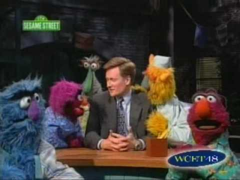 "A-List Celebrities ""Sing"" Sesame Street (Hard to Find Montage)"