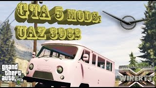 GTA 5 Mods: Уаз 3962 BETA 1.0