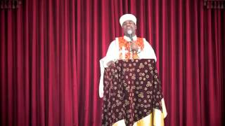 Liqe Maemeran Abay - Ethiopian Orthodox Tewahedo Sebket