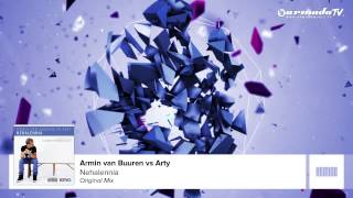 Armin Van Buuren Vs Arty - Nehalennia
