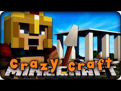 Minecraft Mods - CRAZY CRAFT 2.0 - Ep # 42 'MONSTER PETS!!' ( Orespawn Mod)