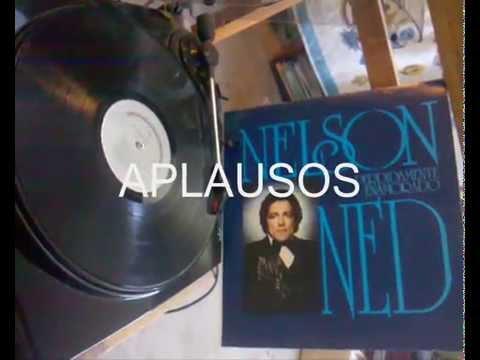 Nelson Ned--Aplausos-- en vinilo