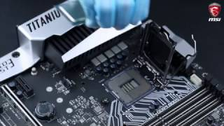 MSI® HOW-TO Install Intel LGA1151 CPU