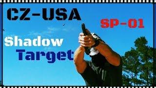 CZ-75 9mm SP-01 Shadow Target Custom Shop Pistol (HD)