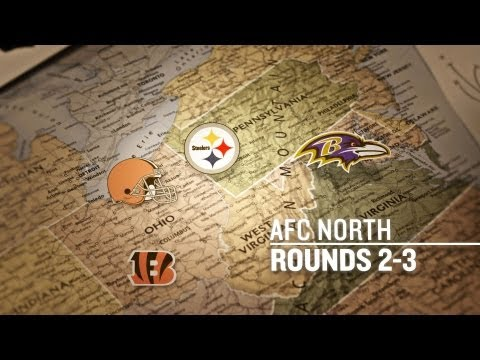 2012 NFL Draft Grades: AFC North Day Two