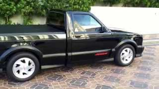 1991 Gmc Syclone truck. Only 29k miles original car.  0-60 in 4.6 seconds. Turbo charged.