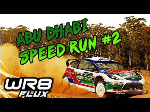 HPI Racing WR8 Flux Abu Dhabi - Speed Run Number 2 3S Lipo Battery