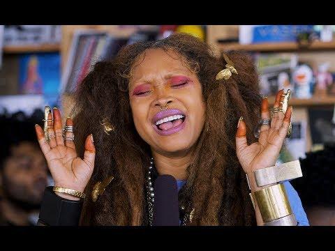 Erykah Badu: NPR Music Tiny Desk Concert (08月24日 04:00 / 7 users)