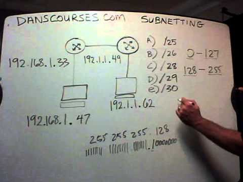 What is the subnet? Easy Solution