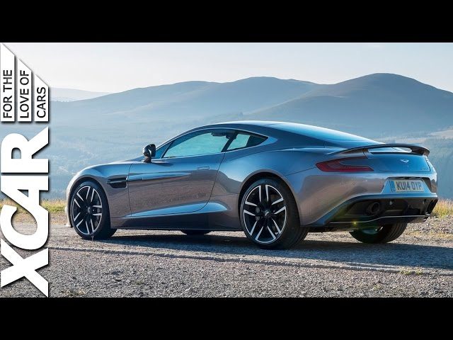 Aston Martin Vanquish: The Right Choice - XCAR - YouTube