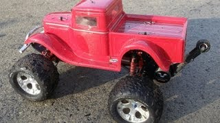 Traxxas Stampede - The