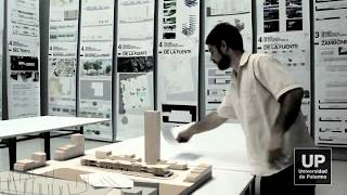 Facultad de Arquitectura: Making of muestra RIBA