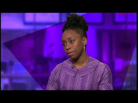 Chimamanda Ngozi Adichie: 'Hair is political'