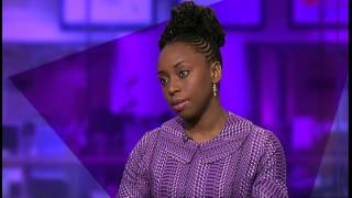 Chimamanda Ngozi Adichie: 'Hair is political'