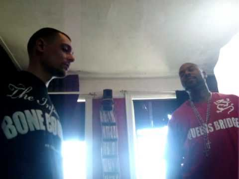 Behind da scenes footage wit Vinny thunn, Ty nitty, & T-dad