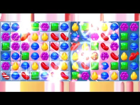 NEW!! Candy Crush Friends Saga 1-5 Gameplay Review