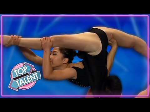 AMAZING ACROBATIC ACTS On Got Talent! | Top Talent