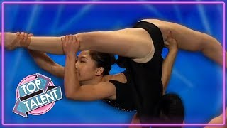 AMAZING ACROBATIC ACTS On Got Talent!   Top Talent