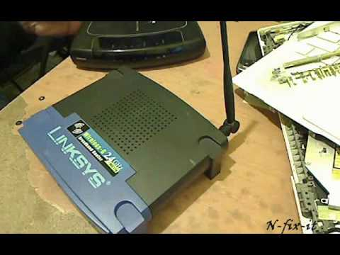 How to install your wireless router to your broadband internet connection (hardware) pt1