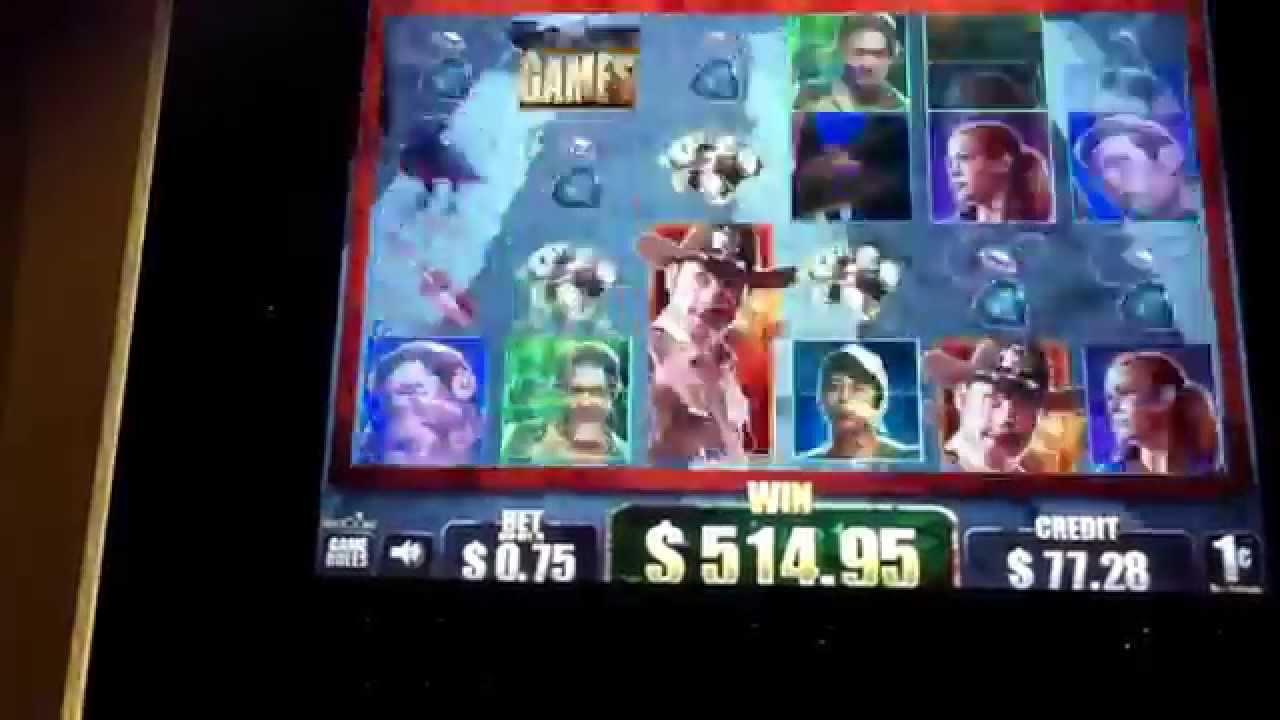 walking dead slot machine play online