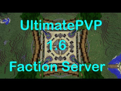 Minecraft 1.7.2 Factions - Mcmmo - PVP - New Server - Ultimate PVP