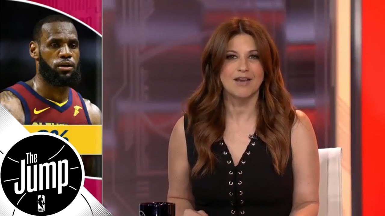 Rachel Nichols: LeBron James has made some memorable 0-2 comebacks | The Jump | ESPN