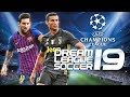 Dream League Soccer 2019 MOD UEFA Champions League Edition Android 300MB Best Graphics mp3