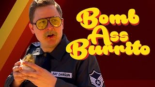 Bomb Ass Burrito